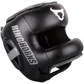 Ringhorns Nitro Headgear - Black